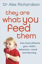 front cover of book 'They are what you feed them'